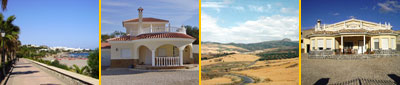 Villas in Almeria